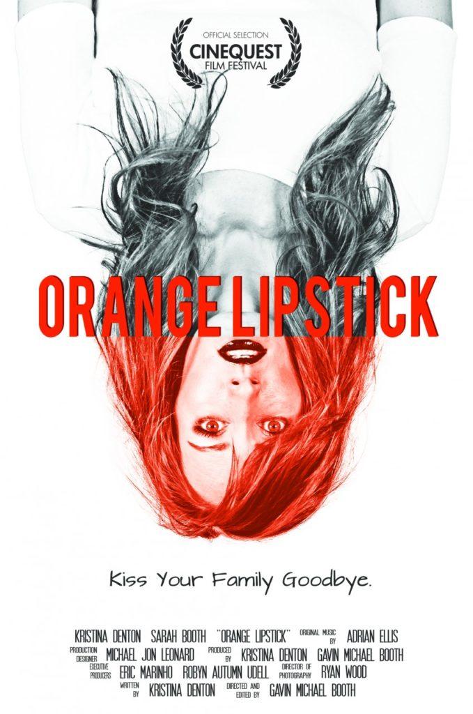 Orange Lipstick film poster