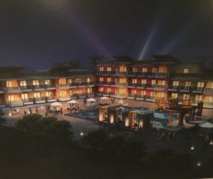 Ridgemark Hotel proposal