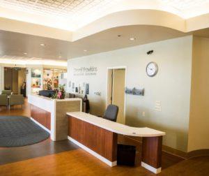Hazel Hawkins Hospital Lobby