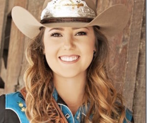 Miss San Benito Rodeo 2016, Audrey Liddle, hands over the reins this weekend to the 2017 winner.