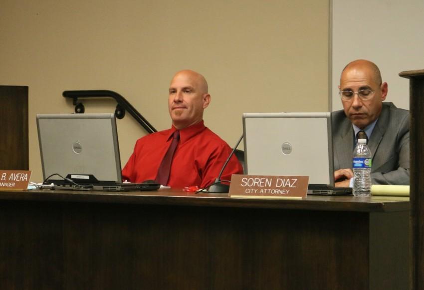 City Manager Bill Avera