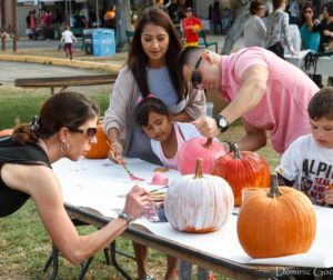 Various hands-on craft activities are part of the cost of the admission ticket to the festival.