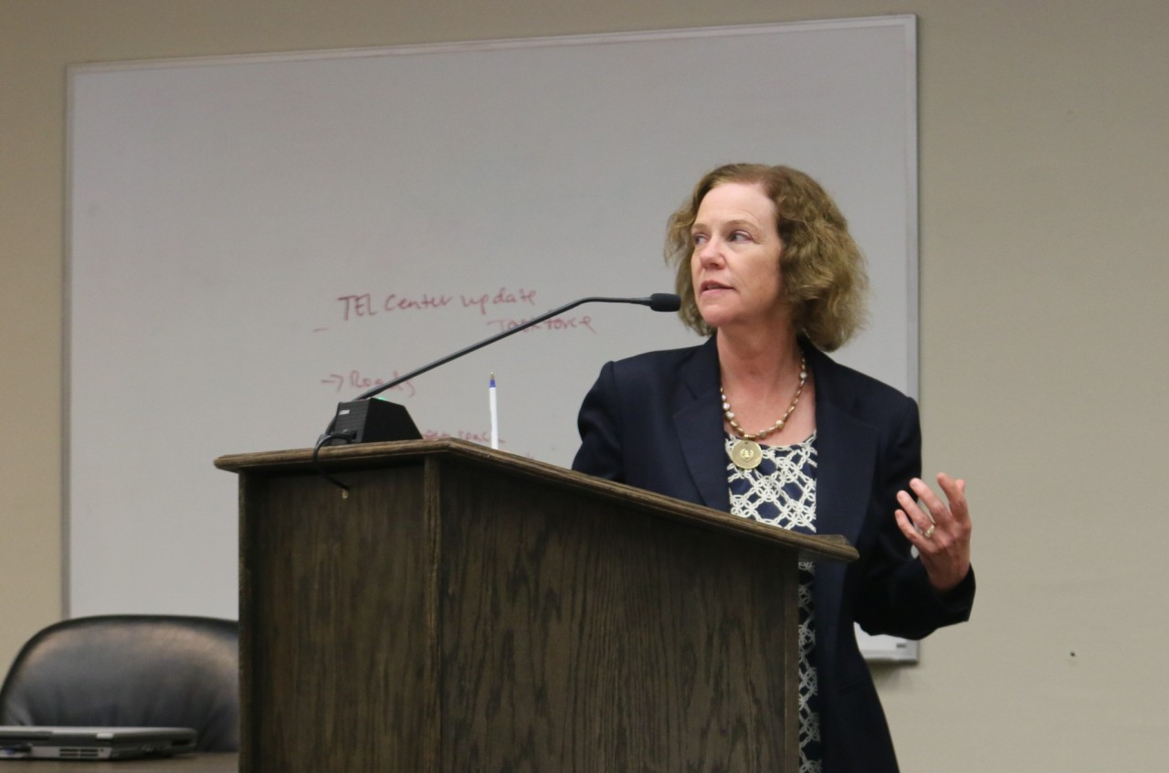 Lynn Hutchins explained the 400 Block must be, by state law, liquidated.