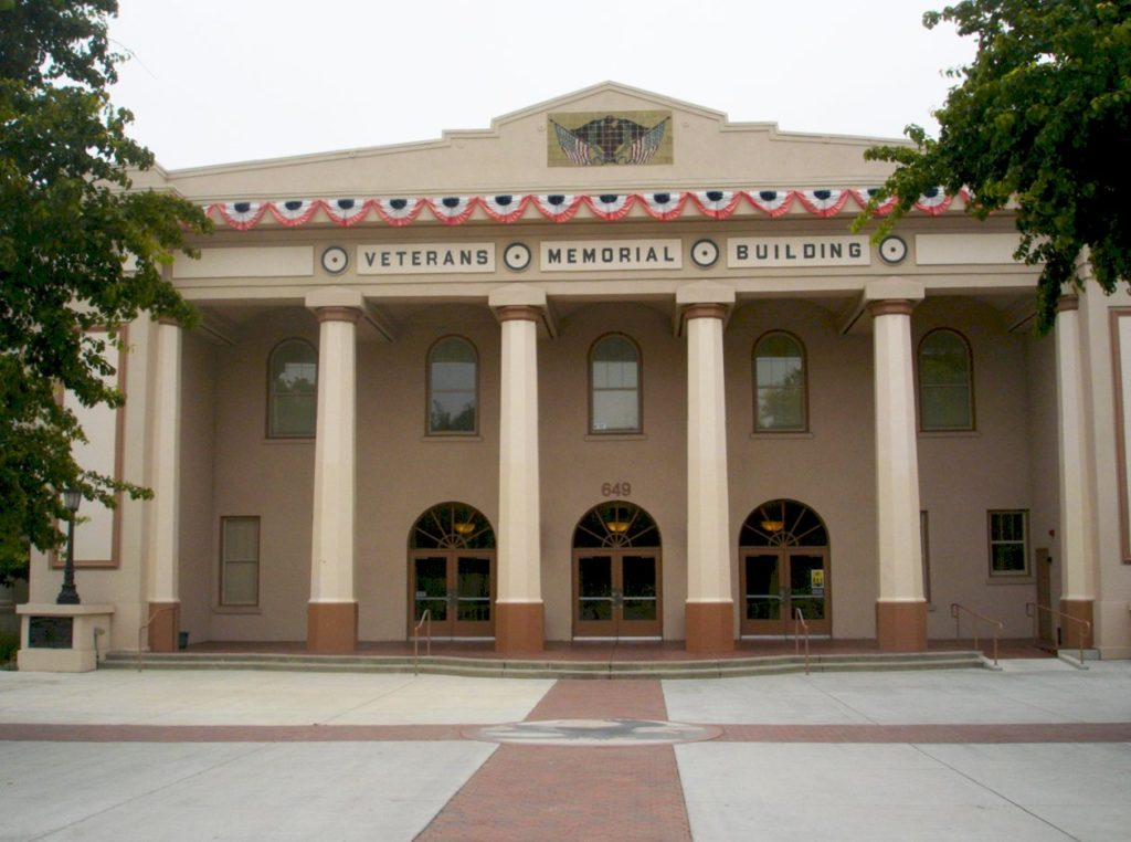 Guitars Not Guns classes to be offered upstairs at the Veterans Memorial Building in Hollister