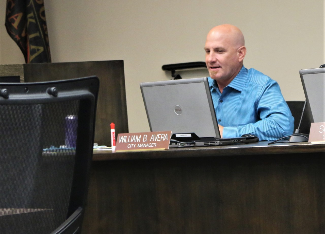 City Manager Bill Avera said the mayor tried to develop the 400 Block in 2001 and borrowed $35,000 from the city.