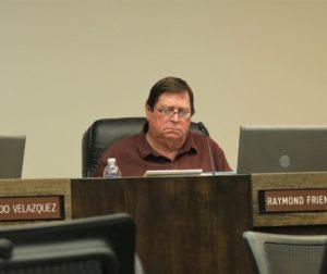 Councilman Ray Friend. Photo by John Chadwell.