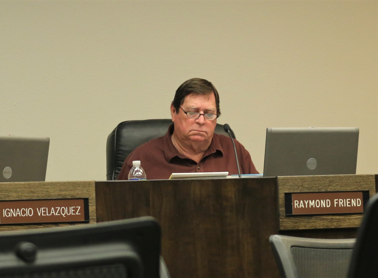 Councilman Raymond Friend said if the 400 Block is not developed it will cost the city $360,000 from the General Fund.