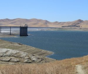 San Luis Reservoir in 2015