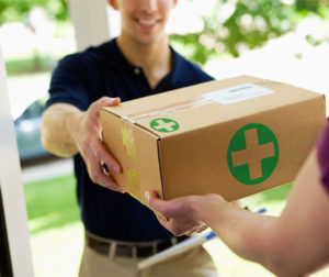 Medical Cannabis Delivery Services