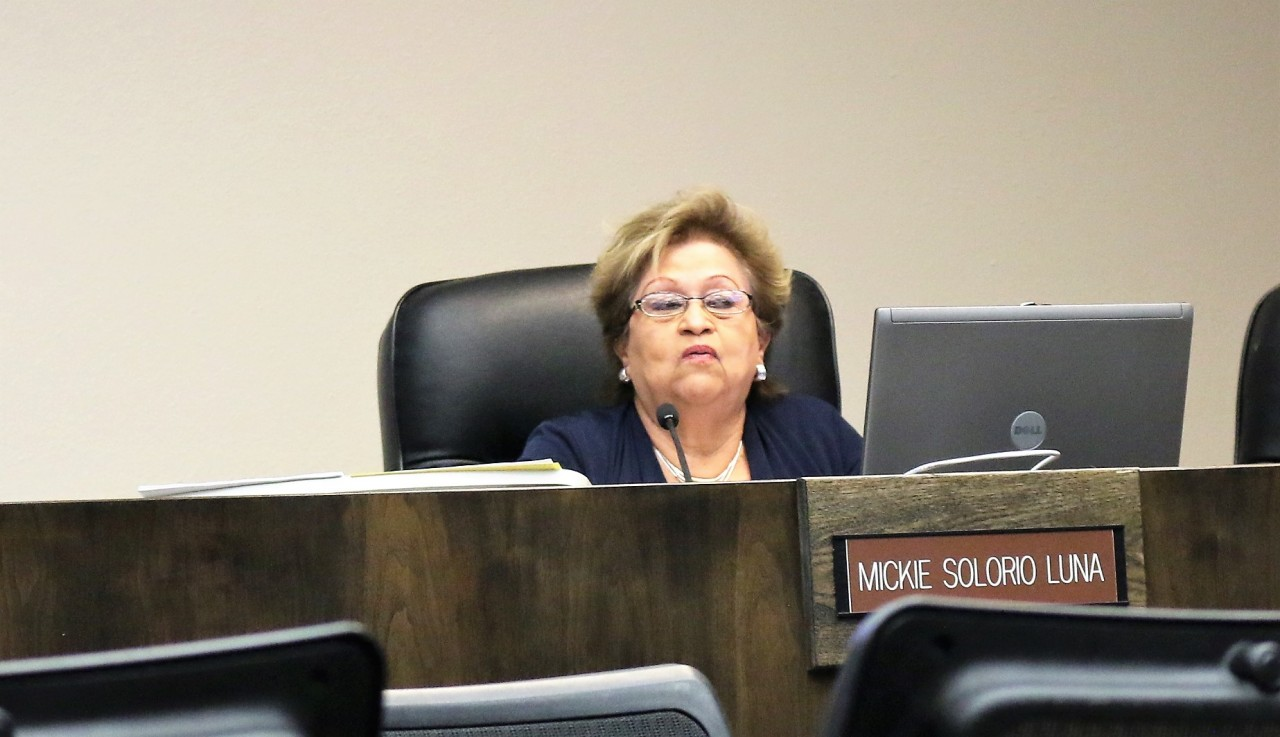 Councilwoman Mickie Luna felt people who signed petition did not understand what they were agreeing to.