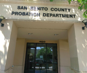 Image from San Benito County Probation Department Website