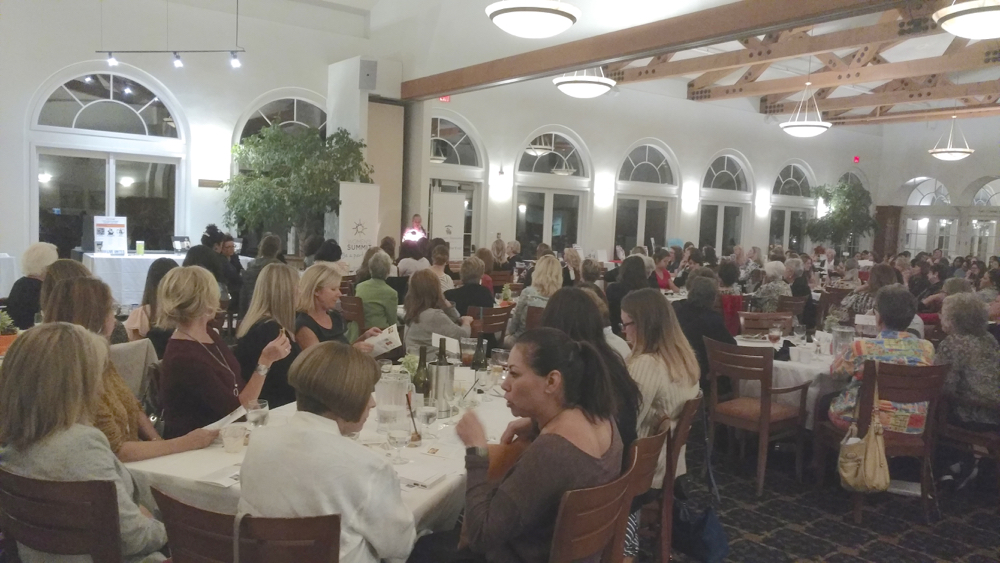 The Women's Summit was held at San Juan Oaks, with over 200 attending.