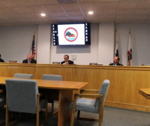 San Benito County Supervisors  (Chadwell photo)