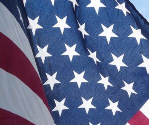 American Flag  (Photo provided by Pixabay)
