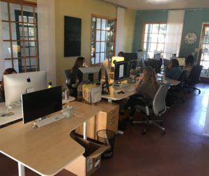 Schipper Design office is in San Juan Bautista. Photo courtesy Schipper Design