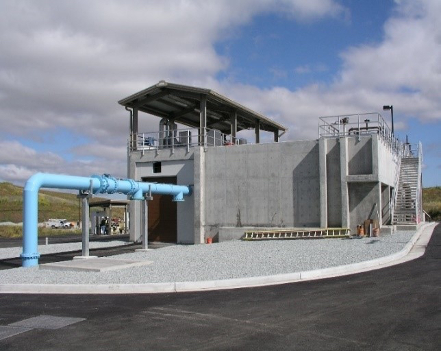 New West Hills Water Treatment Plant