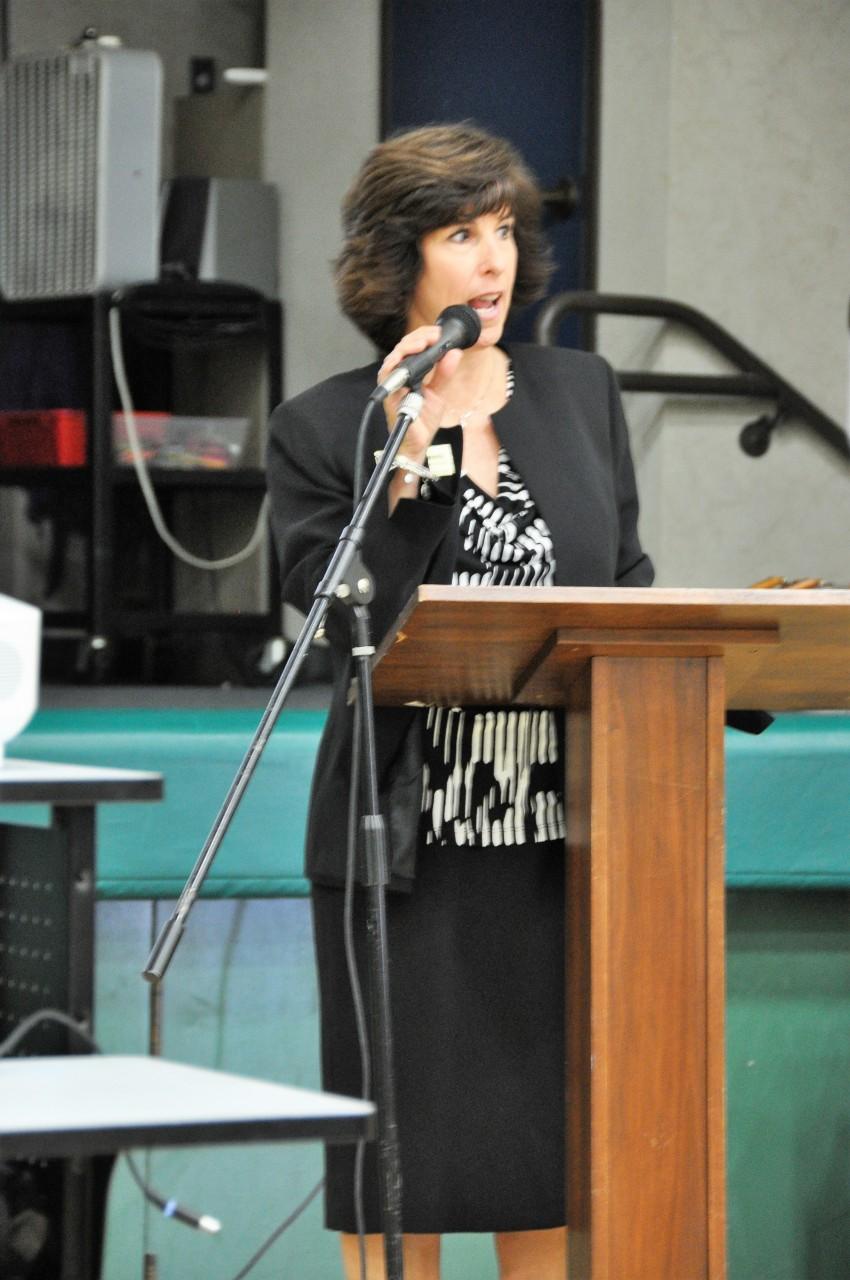 Krystal Lomanto, Superintendent of San Benito County Schools. HSD File photo
