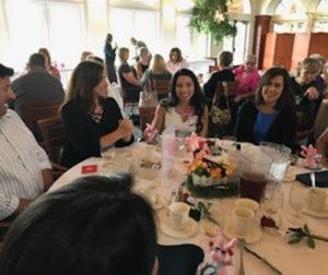 Women's Club Scholarship luncheon