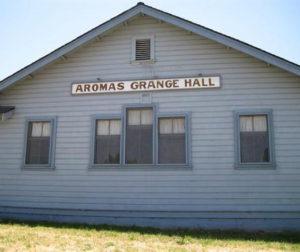Aromas Grange Hall
