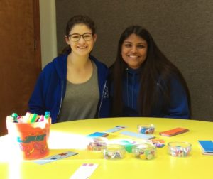 Safia Bootwala (featured right) put on a community event this Saturday, Jan. 27 at the San Benito County Library to promote free programs put on by 4-H and the library.