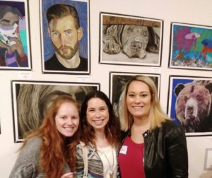 ART110 San Benito High School Art Show