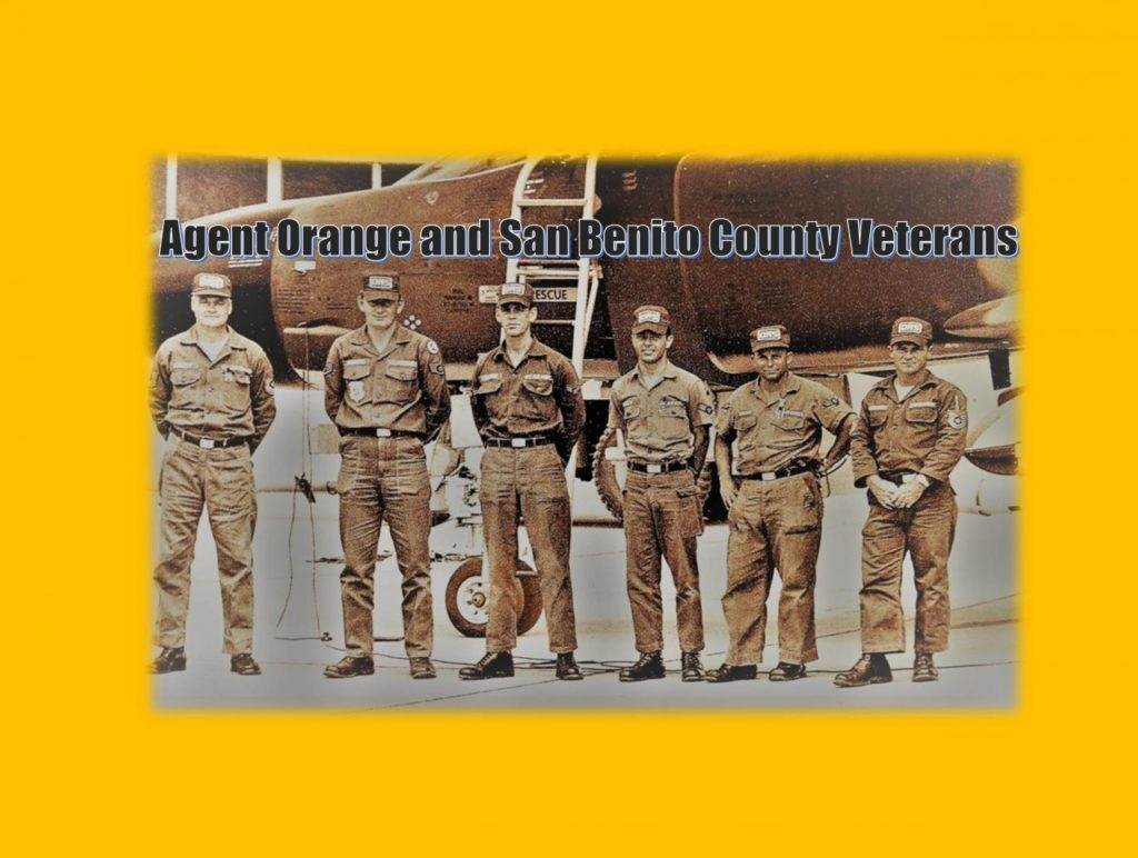 Raymond Soileau, second from right, served in Thailand for a little over a year and was diagnosed with brain cancer related to Agent Orange. Photo courtesy of Irene Soileau.