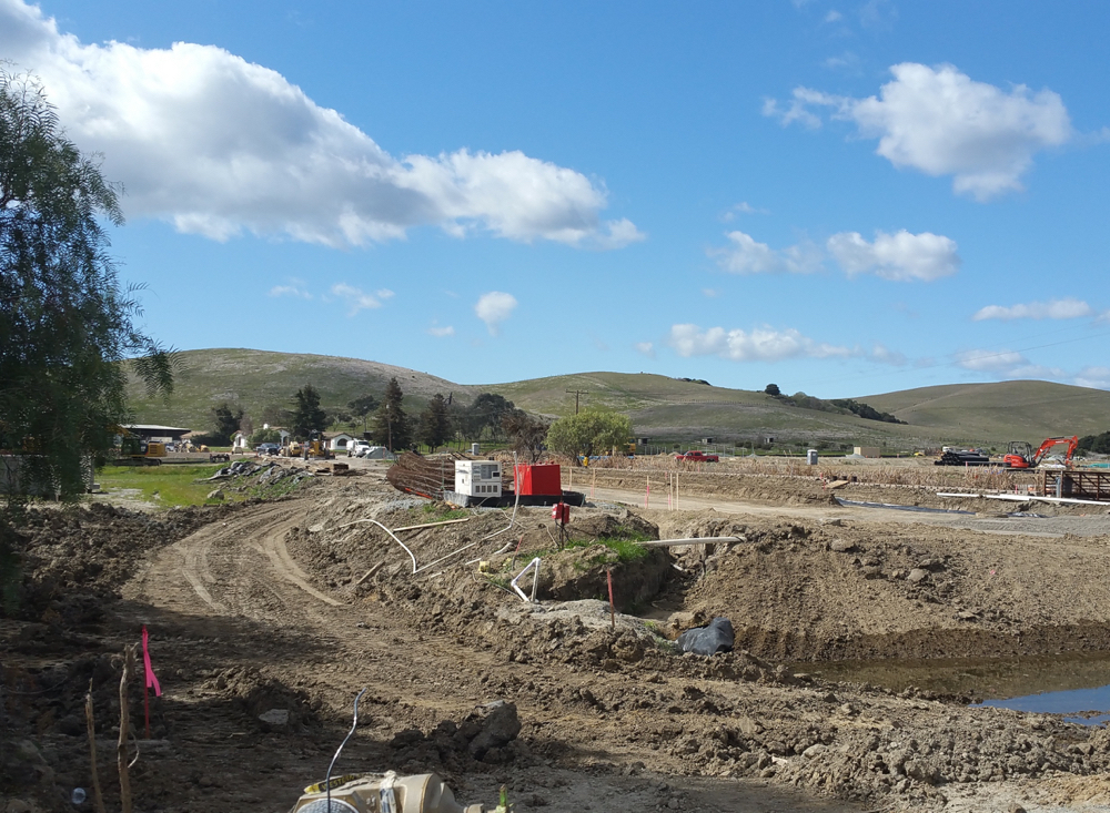 Rancho Vista housing project