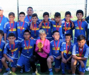 Photo courtesy Hollister Tremors competitive soccer