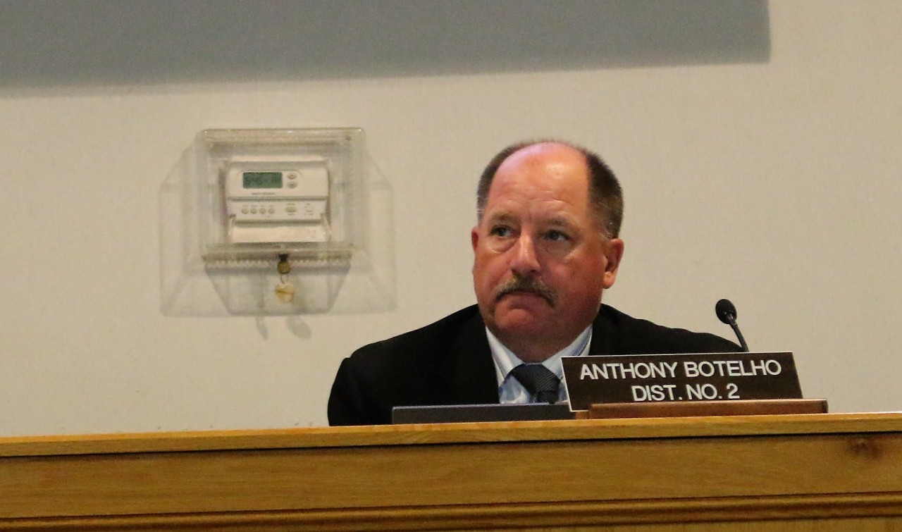 Supervisor Anthony Botelho said cannabis is just one revenue stream the county needs.