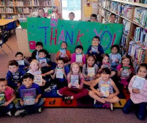 The Sunnyslope Library received a grant for new books.