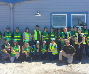 The latest 20 additions to the Community Emergency Response Team (CERT)