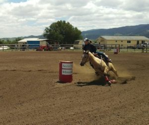 Race for the Rescues took place at the Martin Arena in San Juan Bautista.