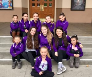 Inspire Performing Arts Academy's Competition Dance Team