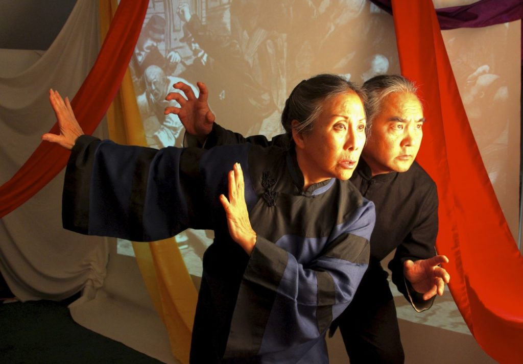 Eth-Noh-Tec: Mulit-Media Theatre