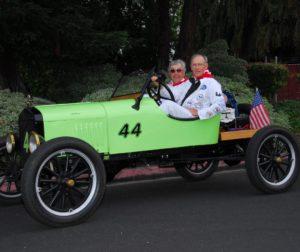 Photo courtesy of Santa Clara Valley Model T Ford Club.