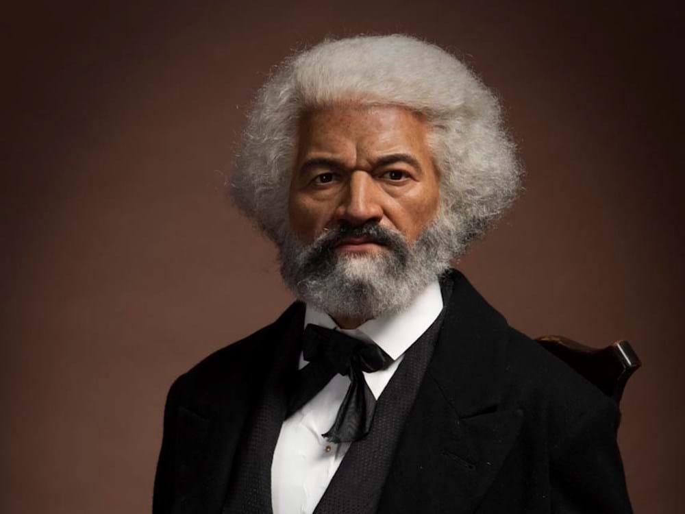 Frederick Douglass - American, Abolitionist, Former Slave