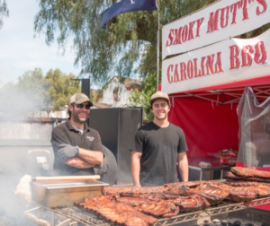File photo from Rib Cook Off 2018. Photo by Lisa Robinson.