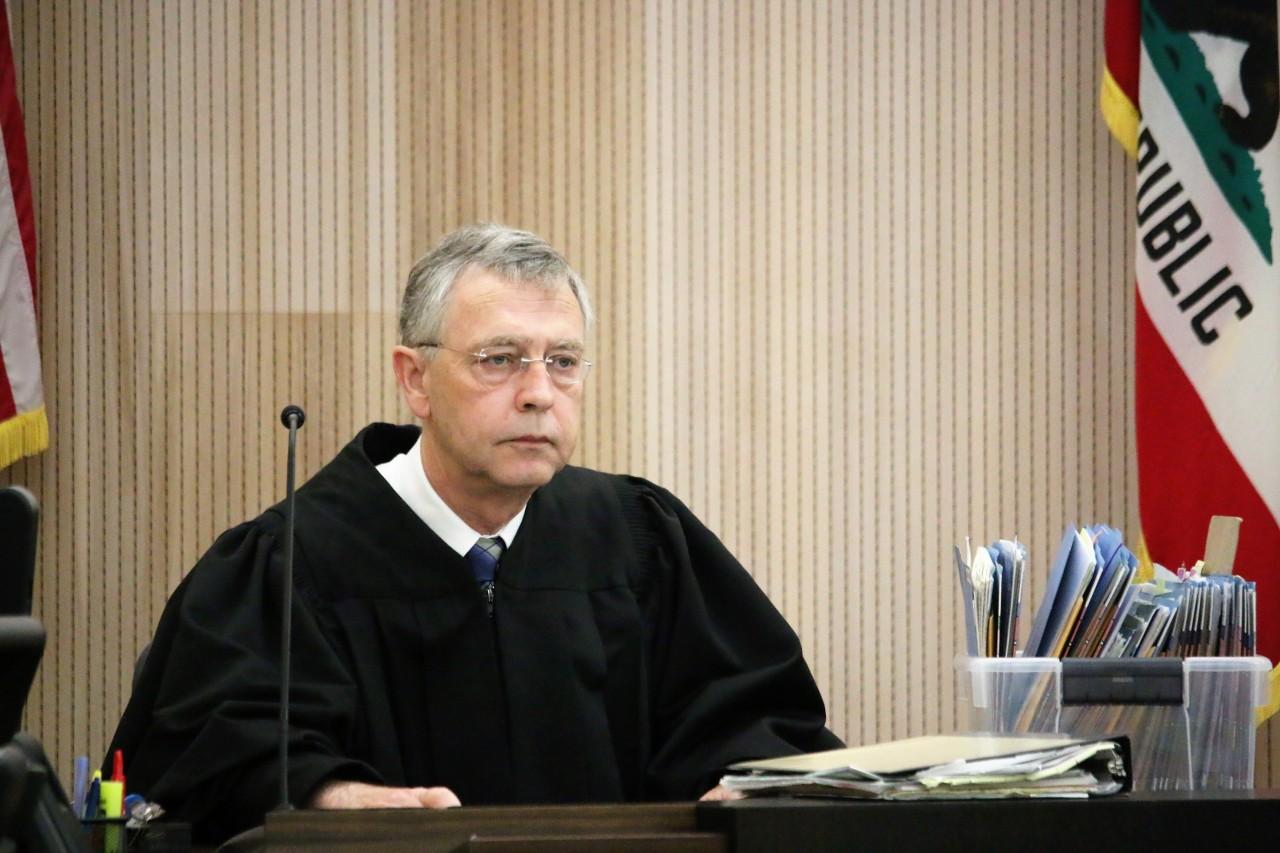 Judge Steven Sanders asked Barajas if he understood his rights.