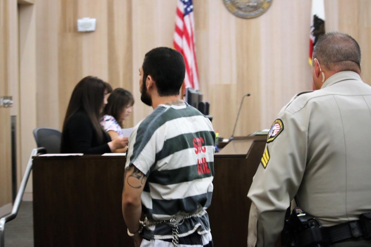 Jose Barajas will return to court Aug. 16.