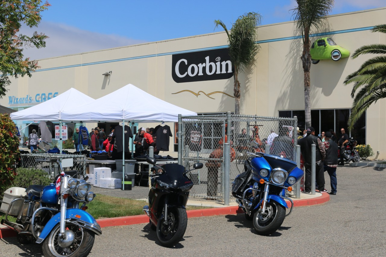 Corbin celebrated 50 years in business by hosting the Rebel Rally. Photo by John Chadwell.