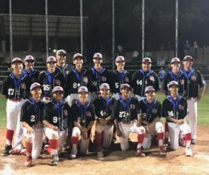 The 14's Allstar District Champions. Photo by Monica Sims.