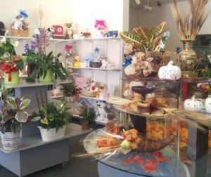 Expressions Floral is located at 850 San Benito Street in Hollister. Photo by Becky Bonner.