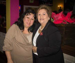Ruth Hermosillo and Mickie Luna. Photo provided.