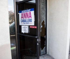 Photo courtesy of Ann Caballero for Senate Campaign
