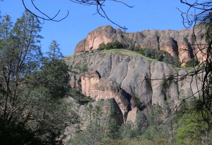 Pinnacles National Park. Photo by John Chadwell.