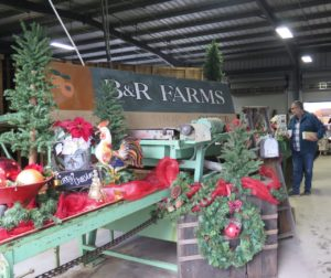 Holidays in Hollister is located at 5280 Fairview Road. Photo by Becky Bonner.
