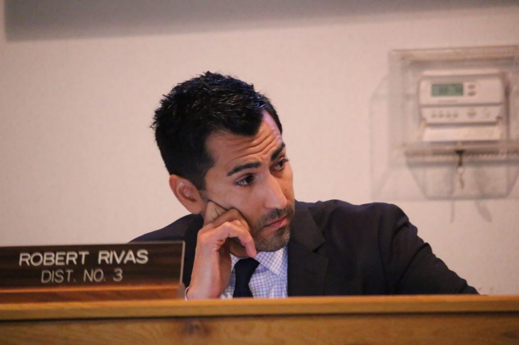 Assemblyman Robert Rivas. File photo by John Chadwell.