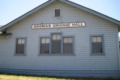 Aromas Community Grange. File photo.