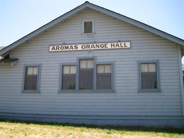 Aromas Community Grange. File photo.