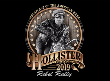 Florida promoter Brian Holt said there will be three separate yet related venues under the Rebel Rally banner in 2019. Art courtesy of Brian Holt.